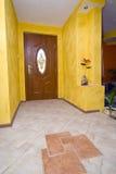 Particolare del pavimento di corridoio Fotografia Stock Libera da Diritti