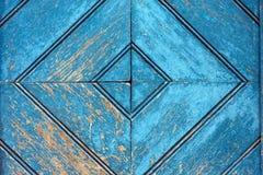 Particolare del portello di legno Fotografie Stock Libere da Diritti