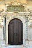 Particolare del portello, palazzo di Topkapi, Costantinopoli, Turchia Fotografia Stock