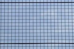 Particolare del primo piano della griglia del metallo Fotografia Stock Libera da Diritti