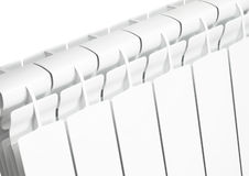 Particolare del radiatore Immagine Stock
