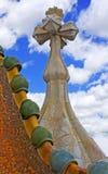 Particolare del tetto Fotografie Stock