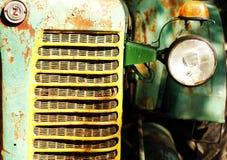 Particolare del trattore Fotografie Stock