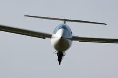 Particolare dell'aeroplano Fotografia Stock