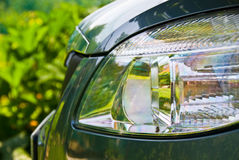Particolare dell'automobile Fotografia Stock