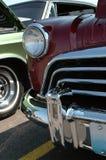 Particolare dell'automobile dell'annata Fotografie Stock Libere da Diritti