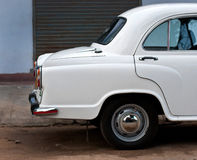 Particolare dell'automobile di vecchio stile Fotografie Stock Libere da Diritti