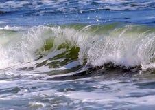 Particolare dell'onda Immagini Stock