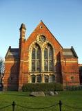 Particolare dell'università di Belfast Fotografia Stock