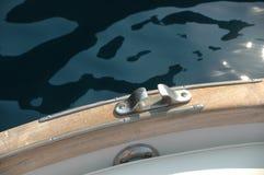Particolare della barca Fotografie Stock