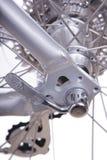 Particolare della bici Immagini Stock