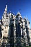 Particolare della cattedrale, Salisbury fotografia stock