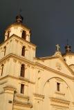 Particolare della chiesa Fotografie Stock Libere da Diritti