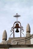 Particolare della chiesa portoghese Immagini Stock Libere da Diritti