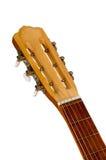 Particolare della chitarra Fotografie Stock Libere da Diritti