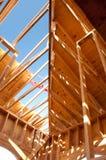 Particolare della costruzione Fotografia Stock