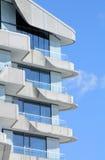 Particolare della costruzione della torretta Fotografie Stock