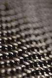 Particolare della fibra del carbonio fotografia stock libera da diritti