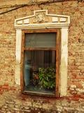 Particolare della finestra Fotografia Stock Libera da Diritti