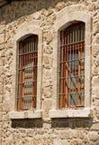 Particolare della finestra Fotografie Stock
