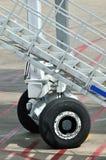 Particolare della funzione dell'aeroporto Fotografia Stock Libera da Diritti