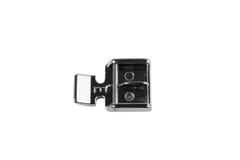 Particolare della macchina per cucire Fotografie Stock Libere da Diritti
