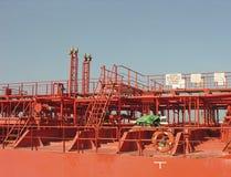 Particolare della nave Fotografia Stock Libera da Diritti