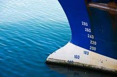 Particolare della nave Immagini Stock