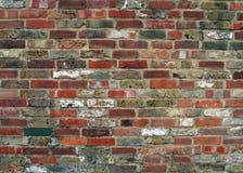 Particolare della parete Immagini Stock