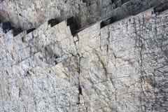 Particolare della roccia Immagini Stock