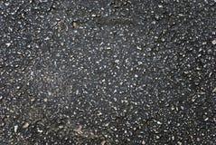 Particolare della strada asfaltata di Grunge Fotografie Stock
