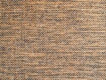 Particolare della superficie della tela da imballaggio del Brown Immagine Stock Libera da Diritti