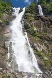 Particolare delle cascate di Nardis, Di val Immagine Stock Libera da Diritti