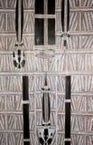 Particolare di arte astratta aborigena Fotografie Stock Libere da Diritti