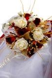 Particolare di cerimonia nuziale - fiori Fotografia Stock Libera da Diritti