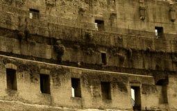 Particolare di Colosseum Fotografie Stock