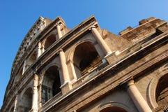 Particolare di Colosseum Roma Italia fotografie stock