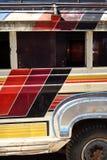 Particolare di Jeepney immagini stock libere da diritti