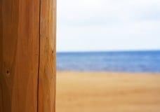 Particolare di legno Fotografia Stock