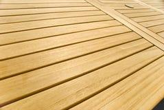 Particolare di legno della tabella fotografia stock