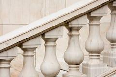 Particolare di marmo della scala Fotografia Stock Libera da Diritti