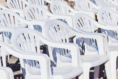 Raccolta delle sedie Fotografie Stock