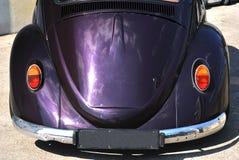 Particolare di un'automobile classica Immagini Stock