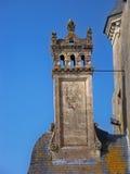 Particolare di un castello Fotografie Stock Libere da Diritti