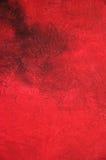 Particolare di una pittura acrilica Fotografia Stock