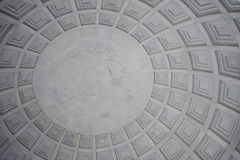 Particolare interno del soffitto Immagini Stock Libere da Diritti