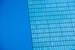 Particolare moderno del grattacielo fotografia stock libera da diritti