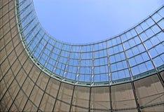 Particolare olimpico del tetto dello stadio a Berlino Fotografia Stock Libera da Diritti