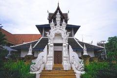 Particolare tailandese di arte Immagini Stock