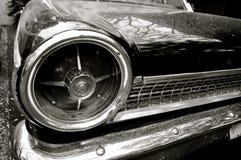 Particolari classici dell'automobile Fotografie Stock Libere da Diritti